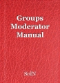 Groups Moderator Manual